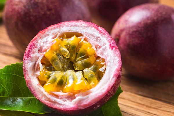 Passion Fruits Garden